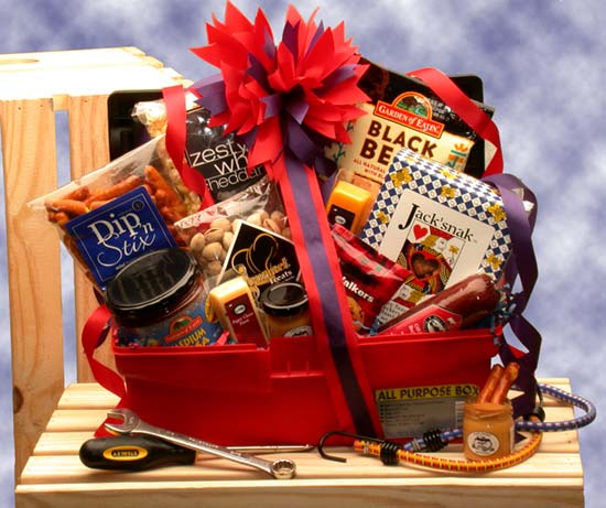 Father's Day Gift Baskets, Free Ground Shipping