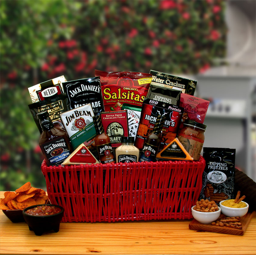 Grilling Gift Baskets, Free Shipping