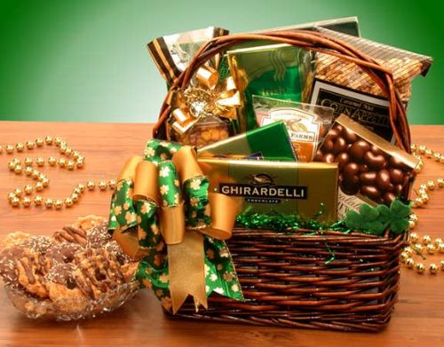 Saint Patrick's Day Gift Baskets