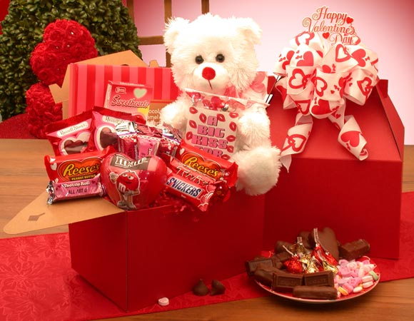 Valentines Day Care Packages - Military (APO-FPO)