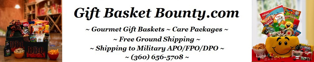 Gourmet Gift Baskets, Military Care Packages
