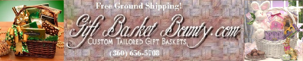 Gift Basket Bounty, Gourmet Food Gift Baskets, Care Packages