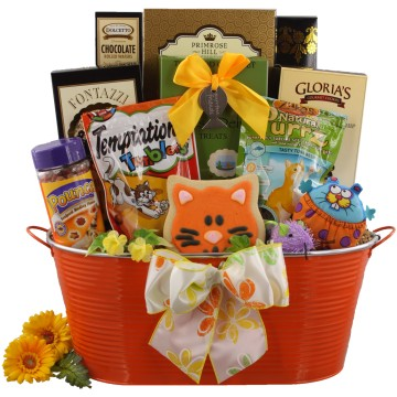 Pet Lover Gift Baskets, Free Ground Shipping