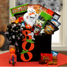 Boo To You Happy Halloween Gift Package
