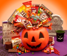 Monster Mash Mega Bucket Of Treats Gift Package