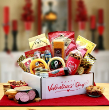 Valentine's Day Savory Selections Gift Pack