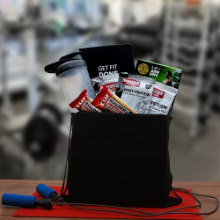 Get Fit! Fitness Gift Set