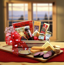 Valentine's  Day Signature Sausage Gift Crate