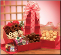 Valentines Treats Gift Tower