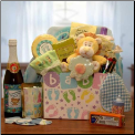 New Baby Celebration Gift Box