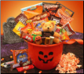 Halloween Tricks & Treats Gift Pail