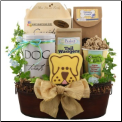 Sophisticated Dog Gift Basket