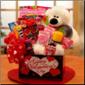 You're Beary Huggable Kids Valentine Gift Package