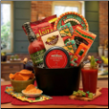 A Bloody Mary Mixer Gift Basket