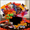 Halloween Candy Cauldron Of Treats Gift Package