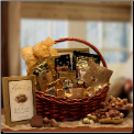Chocolate Gourmet Sampler Gift Basket