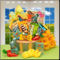 Easter Sweets N Treats Snacks Gift Basket