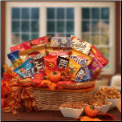 Fall Snack Lover Gift Basket
