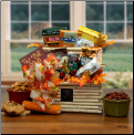 It's Fall Y'All Fall Log Cabin Gift Package
