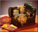 Gourmet Connoisseur Treats Gift Chest