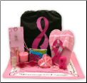 Show You Care-Be Aware Breast Cancer Gift Tote