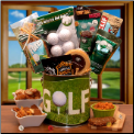 Fore! Golfers Gift Pail