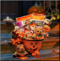 Frightfully Fun Halloween Treats Carrier Pail