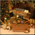 Golden Gatherings Holiday Family Gift Basket