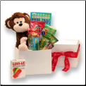 Hang In There Get Well Treats Care Package