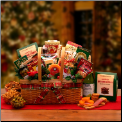 Holiday Greetings Gourmet Gift Hamper