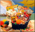 Kids Stop Activity Gift Basket