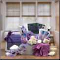 Lavender Sky Spa Gift Box