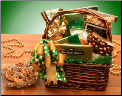 St Patrick's Luck O The Irish Gourmet Gift Package