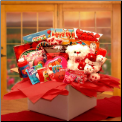 My Sweetheart Valentine's Day Care Package