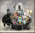 Over The Hill Birthday Celebration Gift Basket