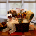 Caramel & Creame Bliss Spa Gift Basket