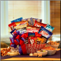 Snacktime Favorites Gift Basket