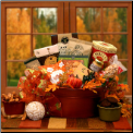 Tastes of Autumn Gourmet Gift Basket
