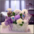 Tranquil Delights Bath & Body Gift Set