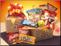 Treats For Troopers Snack Gift Package