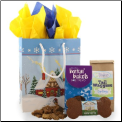 Holiday Doggy Gift Bag