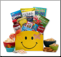 Smiles Across the Miles Get Well Gift Box
