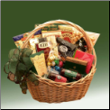 The Crowd Pleaser Snack Gift Basket