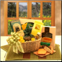 Spring Treats & Tea Gift Basket