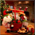 The Cheerful Giver Holiday Gift Basket