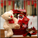 Say You'll Be Mine Valentine's Day Gift Basket