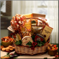 Bountiful Favorites Gourmet Snacks Gift Basket