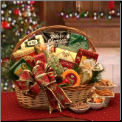 Bountiful Holiday Gourmet Food Gift Basket