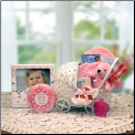Bundle Of Joy Baby Carriage Gift Package
