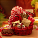Chocolate Inspirations Valentine's Day Gift Basket
